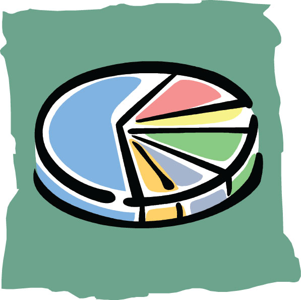 image of chart icon