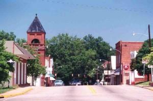 Street of Ridgeway, SC